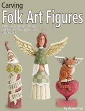 Cipa, Shawn Carving Folk Art Figures