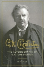 Chesterton, G. K. The Autobiography of G. K. Chesterton