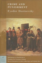 Dostoevsky, Fyodor Mikhailovich Crime and Punishment