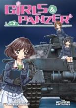 Girls Und Panzer Projekt Girls Und Panzer Vol. 3