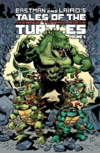 May, Ross Tales of the Teenage Mutant Ninja Turtles 8