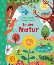 Greenwell, Jessica,   Claude, Jean Mein buntes Klappenbuch: In der Natur