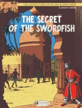 Jacobs, Edgar P. The Secret of the Swordfish, Part 2