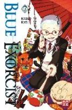 Kato, Kazue Blue Exorcist 07