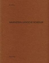 Wirz, Heinz Hauenstein la Roche Schedler