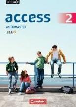 Wright, Jon,   Rademacher, Jörg English G Access 02: 6. Schuljahr. Wordmaster mit Lösungen