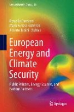 European Energy and Climate Security