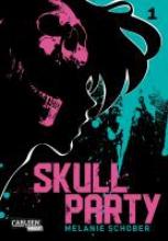 Schober, Melanie Skull Party 01