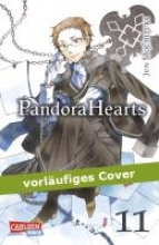 Mochizuki, Jun Pandora Hearts 11
