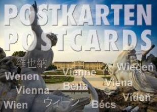Wien Postkartenbuch