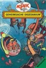 Hegen, Hannes Die Digedags. Weltraum-Serie 03. Geheimsache Digedanium