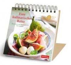 Kuhn, Christina Eine kulinarische Reise Geschenkbuch