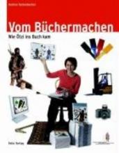 Sulzenbacher, Gudrun Vom Bchermachen