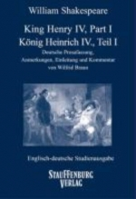 Shakespeare, William King Henry IV, Part I König Heinrich IV., Teil 1
