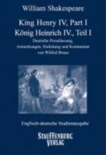 Shakespeare, William King Henry IV, Part I K�nig Heinrich IV., Teil 1