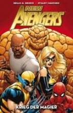 Bendis, Brian Michael New Avengers 01 - Krieg der Magier
