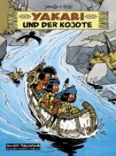 Derib Yakari 12 und der Kojote