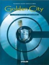 Pecqueur, Daniel Golden City 05. Die Akte Harrison