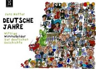 Natter, Jens Deutsche Jahre
