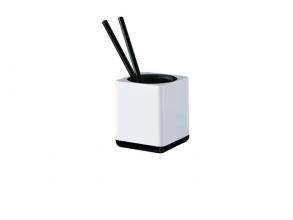 , pennenkoker HAN i-Line wit / zwart