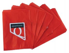 , Verpakkingszak Quantore eigen merk 160x210mm 1000stuks