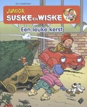 Willy  Vandersteen Junior Suske en Wiske Een leuke Kerst