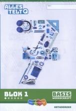, Alles telt Q Antwoordschrift Basis blok 1 t/m 6 groep 7