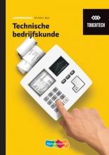 , TouchTech Technische bedrijfskunde Leerwerkboek