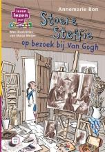 Annemarie  Bon , Stoere Steffie op bezoek bij van Gogh