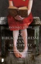 Antonio Iturbe , De bibliothecaresse van Auschwitz