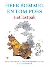 Henk  Hardeman Avonturen van Tom Poes : Het lastpak