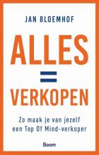Jan  Bloemhof Alles = verkopen