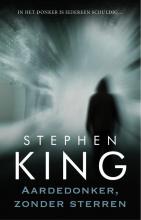 Stephen King , Aardedonker, zonder sterren