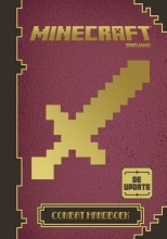 Het officiële minecraft combat handboek