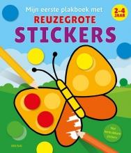 ZNU , Mijn eerste plakboek met reuzegrote stickers 2-4 jaar