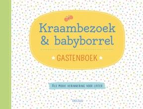 ZNU , Kraambezoek & babyborrel - Gastenboek