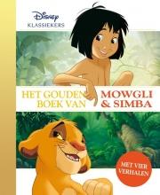 Disney , Het Gouden Boek van Mowgli en Simba
