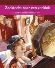 Rian  Visser Zoektocht naar een zeeklok Christiaan Huygens