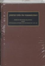 D.E. de Mildt C.F. Ruter, Justiz und NS-Verbrechen XXXV