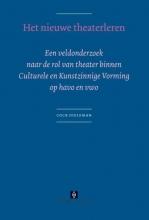 C. Dieleman , Het nieuwe theaterleren