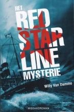Willy Van Damme Het Red Star Line mysterie