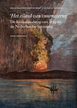 Rick Honings , 'Het eiland van vuurrazernij'
