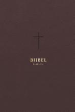 , Bijbel (HSV) met psalmen - met goudsnee