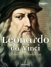 Laura  Layton Strom Leonardo da Vinci, genie en kunstenaar Zinder 9+