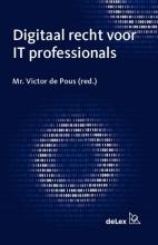 Digitaal recht voor IT professionals