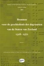 , Bronnen voor de geschiedenis der dagvaarten van de Staten van Zeeland 1318 - 1572