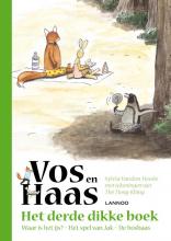 Sylvia Vanden Heede , Het derde dikke boek van Vos en Haas