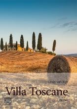 Linda van Rijn Villa Toscane - grote letter uitgave