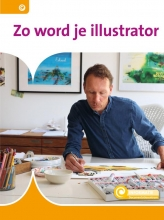 Simone Arts , Zo word je illustrator