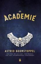 Astrid Boonstoppel , De Academie